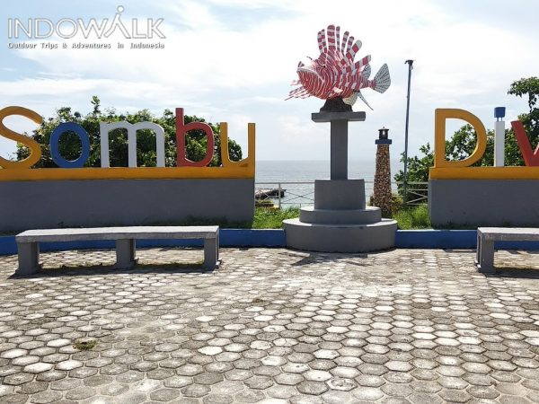 Paket Wisata Trip Wakatobi 2 Hari 1 MALAM Tomia Wangi - Wangi