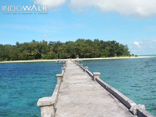 Paket Wisata Wakatobi 1 Day Tour Kaledupa