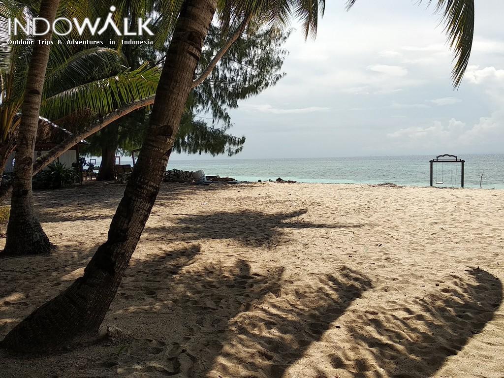 Wisata Pantai Wakatobi Resort