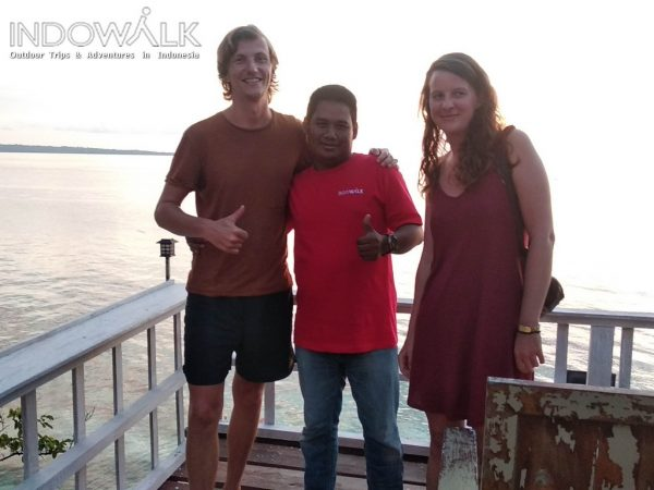 Paket Wisata Explore Wakatobi 4 Hari 3 Malam Kaledupa Wangi - Wangi